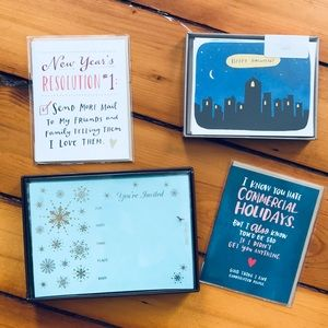 Hannukkah Cards and Holiday Invitations!